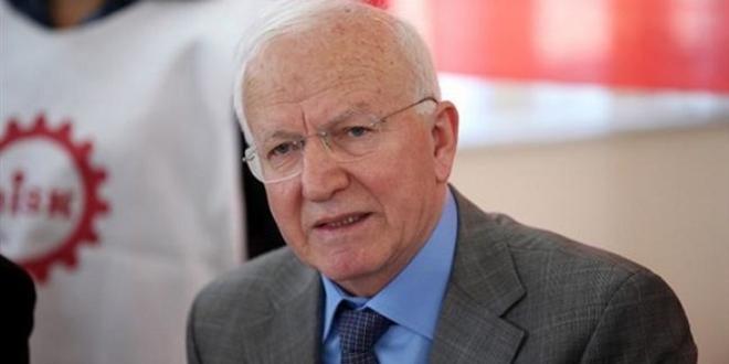 CHP İstanbul Milletvekili Prof. Dr. İbrahim Kaboğlu